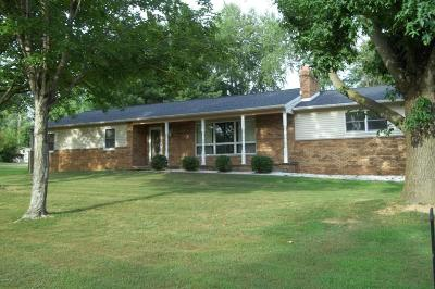 West Frankfort Single Family Home For Sale: 1144 Crystal Rd