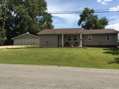 Jonesboro Single Family Home Active Contingent: 104 Mississippi Street