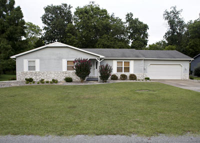 Herrin Single Family Home For Sale: 10 Douglas Drive