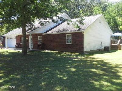 Benton Single Family Home For Sale: 1354 Whisperway Way