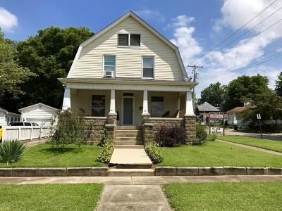 Harrisburg IL Single Family Home For Sale: $82,000