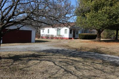 Marion Single Family Home For Sale: 2255 Route 37