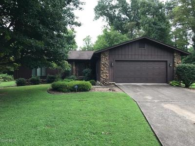 Herrin Single Family Home Active Contingent: 8 Dogwood
