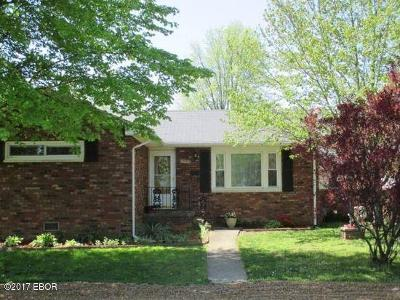 Williamson County Single Family Home For Sale: 617 S 6th