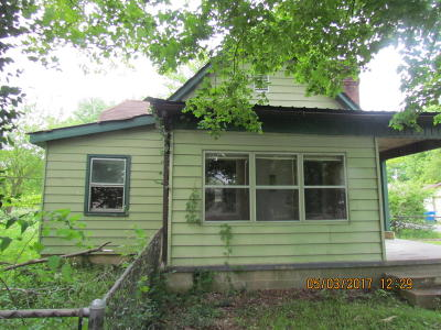 Johnson County Single Family Home For Sale: 90 Noble Avenue