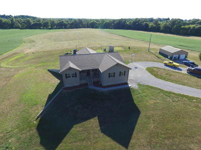 Massac County Single Family Home For Sale: 5015 Lower Salem Church Road
