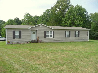 Single Family Home For Sale: 170 Buffalo Gap