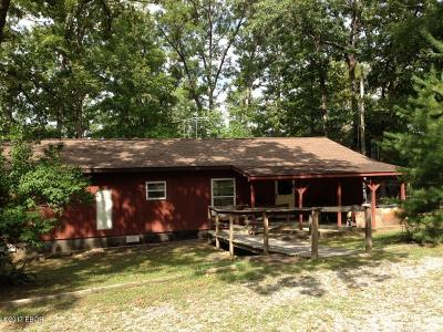 Johnson County Single Family Home Active Contingent: 245 Cedar Lane