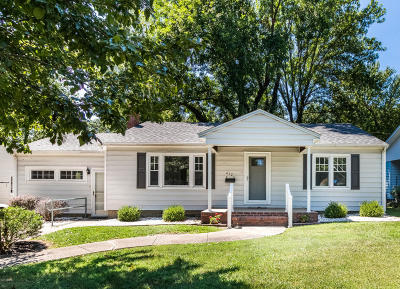 Marion Single Family Home For Sale: 612 S Carbon Street