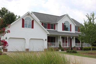 Williamson County Single Family Home Active Contingent: 1305 Whipoorwill