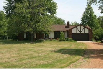Marion Single Family Home For Sale: 15526 Remington Road