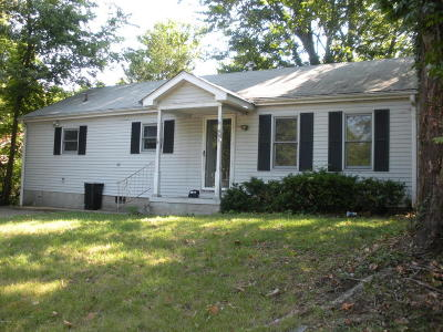 Carbondale Single Family Home For Sale: 503 S Oakland