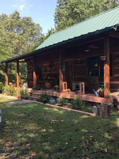 Jonesboro Single Family Home For Sale: 2280 State Pond Road