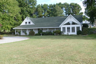 Massac County Single Family Home For Sale: 1114 Mount Mission Road
