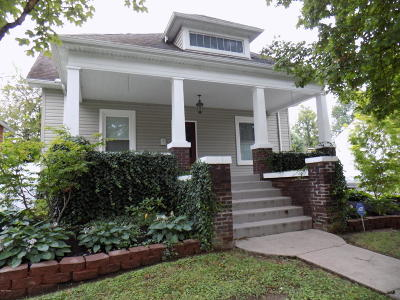 Marion Single Family Home For Sale: 605 S Market