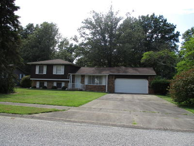 Benton Single Family Home For Sale: 725 Old Orchard Drive