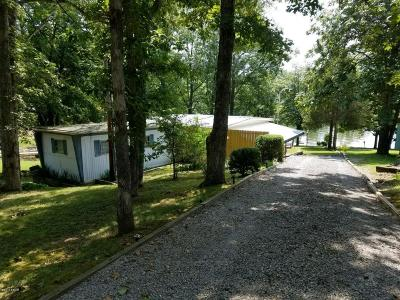 Creal Springs Single Family Home Active Contingent: 2110 Egyptian Hills Drive #122