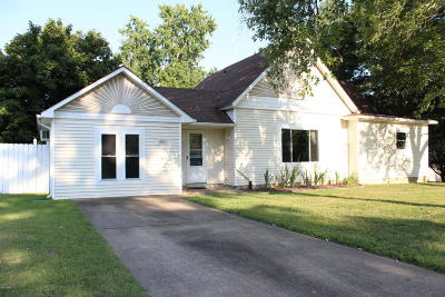 Carterville Single Family Home For Sale: 506 N Division