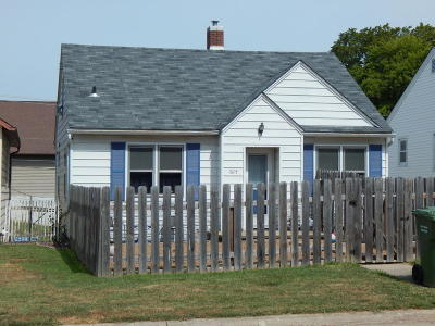 Chester IL Single Family Home For Sale: $97,900