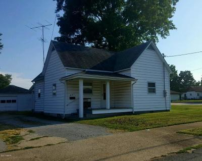 Marion Single Family Home For Sale: 921 W Cherry