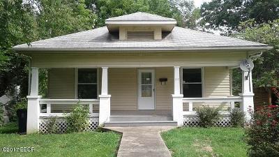 Anna Single Family Home For Sale: 117 Kohler Avenue