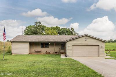 Marion Single Family Home For Sale: 13186 Bennett Road