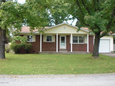 Carterville Single Family Home Active Contingent: 700 Timothy Lane
