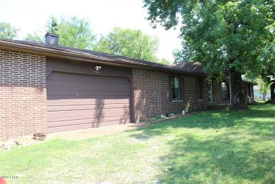 Williamson County Single Family Home For Sale: 17060 Route 37