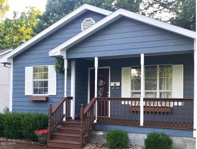 Carterville Single Family Home Active Contingent: 119 Vera Street