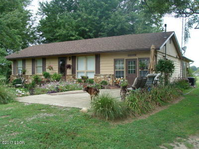Marion Single Family Home For Sale: 17204 Log Cabin Road