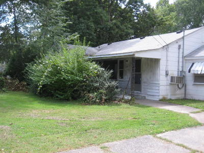 Carbondale Single Family Home For Sale: 204 S Dixon