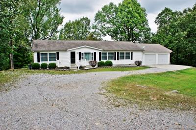 Metropolis Single Family Home For Sale: 4105 Macedonia Church Road