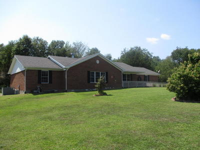 Single Family Home For Sale: 3095 Goshen Trail