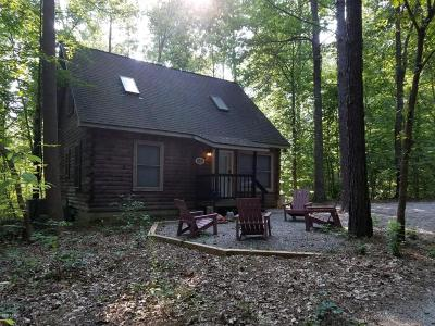 Jonesboro Single Family Home For Sale: 90 Rustic Hideaway Ln-St Pond Rd