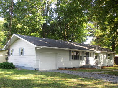 Benton Single Family Home For Sale: 1008 S Pope Street