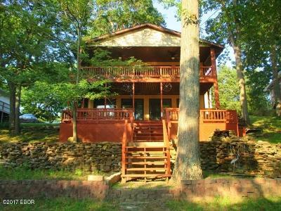 Johnson County Single Family Home For Sale: 1450 Robinwoods Lane