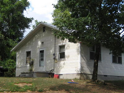 Hardin County Single Family Home For Sale: Tower Rock Road