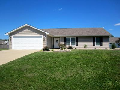 Herrin Single Family Home For Sale: 1209 Turnberry