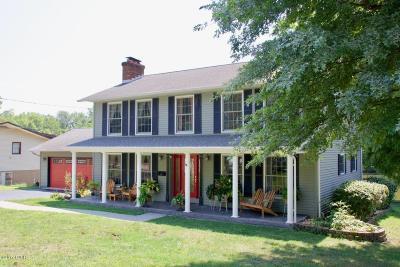Murphysboro Single Family Home For Sale: 1611 Tina Drive