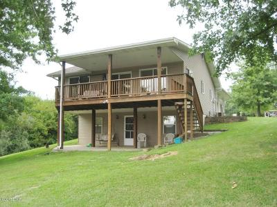 Creal Springs Single Family Home Active Contingent: 13017 Egypt Shores