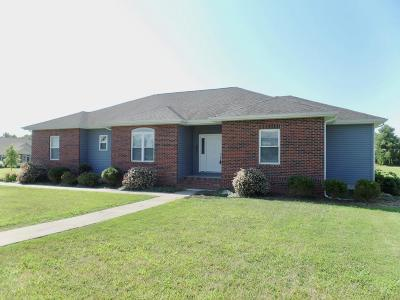 Marion Single Family Home For Sale: 11889 Stephen Drive