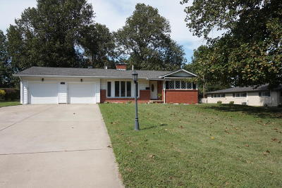 Marion Single Family Home Active Contingent: 1706 Julianne Drive