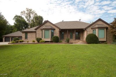 Carterville Single Family Home For Sale: 801 Woodland Drive