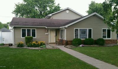 Marion Single Family Home For Sale: 1109 S Buchanan Street