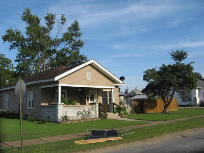 Herrin Single Family Home For Sale: 100 S 19th Street