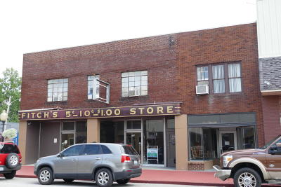 Massac County Commercial For Sale: 706 Market Street