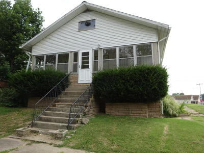 Single Family Home Active Contingent: 1300 Walnut Street