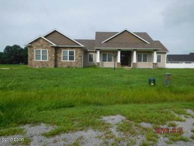 Herrin Single Family Home For Sale: 2301 Faith Drive