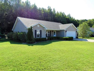 Harrisburg IL Single Family Home Active Contingent: $147,900