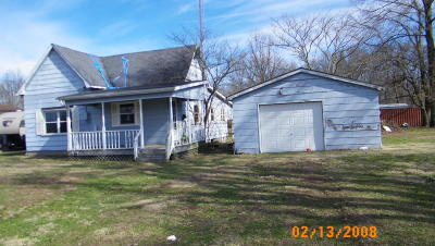 Marion Single Family Home For Sale: 14419 Linck